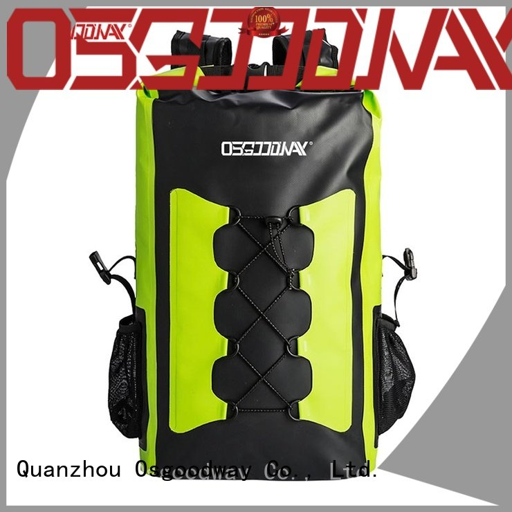 durable dry bag rucksack easy cleaning for diving