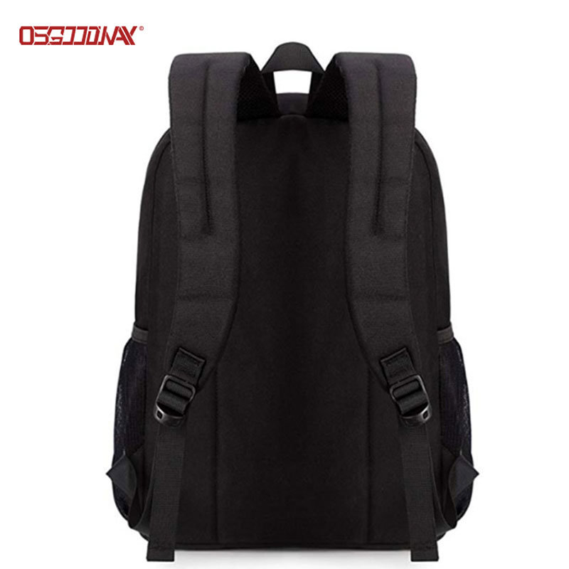 Classical Basic Travel School Bags Backpack Water Resistant Mens Book Bag Backpack