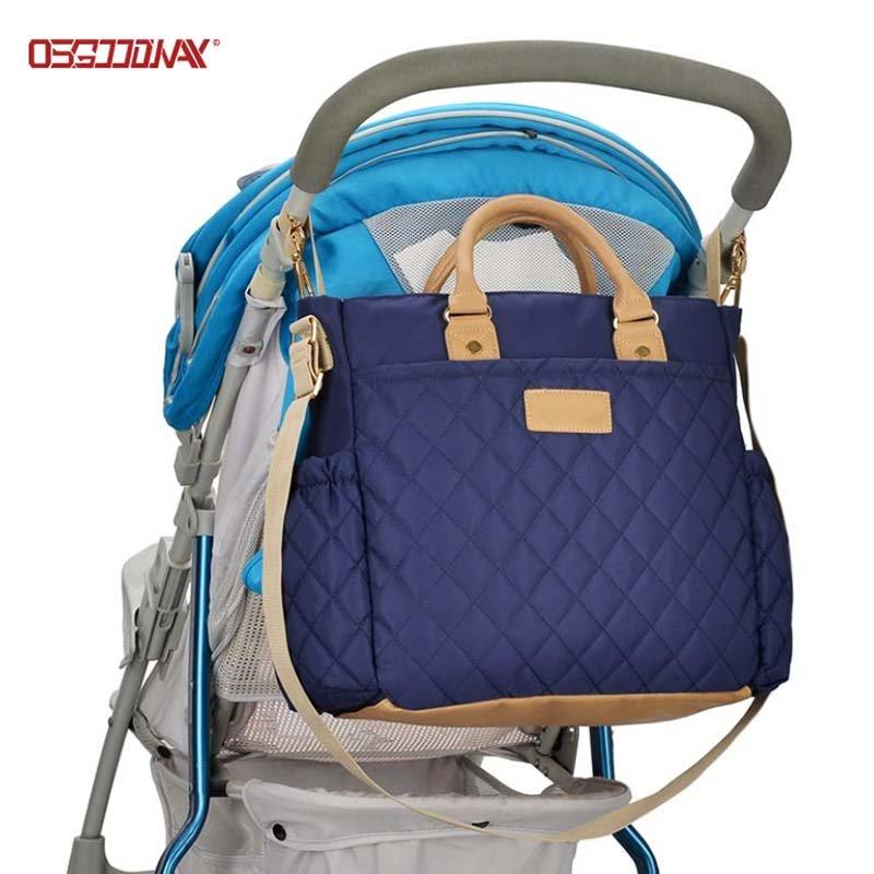 Baby Diaper Bag Large Capacity Waterproof Baby Nursing Mom Handbag Mummy Maternity Nappy Bags