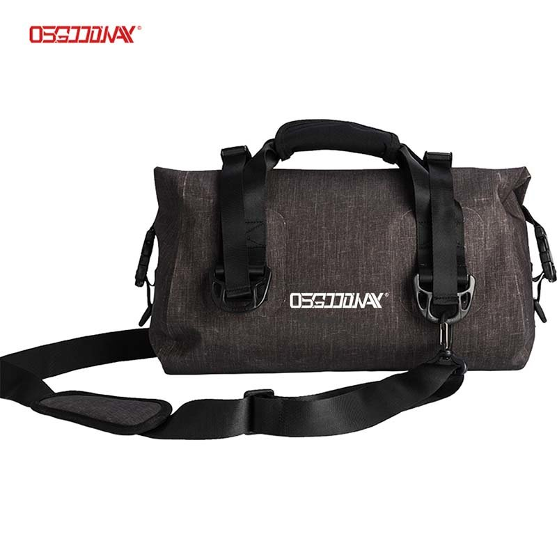 Roll Top 100% Waterproof Dry Duffel Bag Airtight 600D TPU Dry Bag