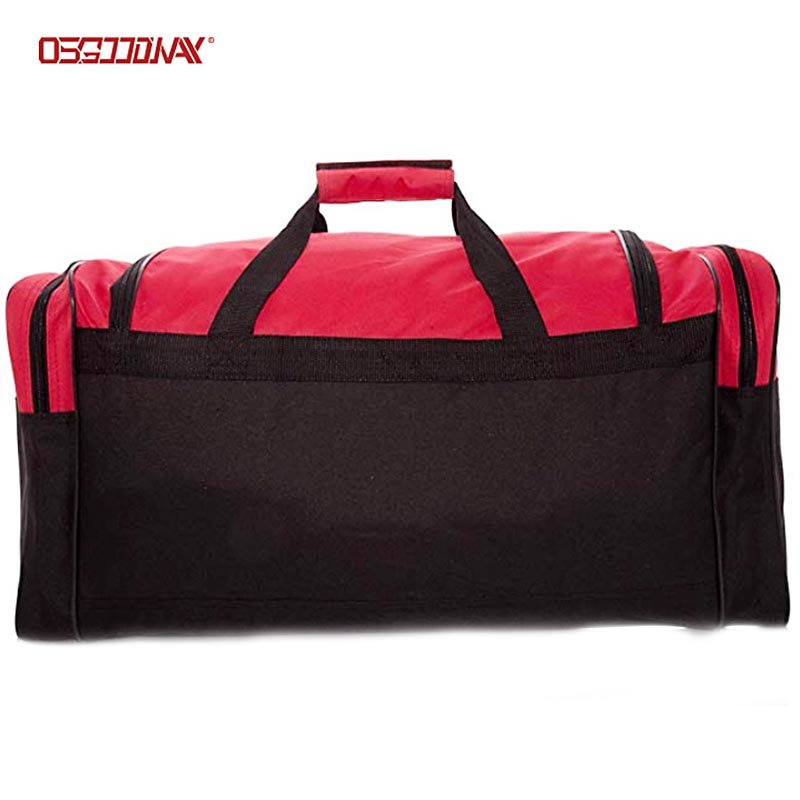 25 Inch Extra Large Vacation Travel Duffle Bag Blank Sports Duffle Gym Bag with Adjustable Strap