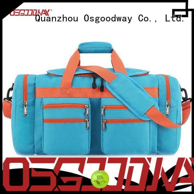 Osgoodway good quality folding duffle bag supplier for sport
