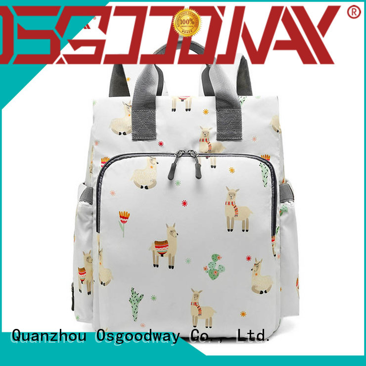 Diaper Bag Backpack Waterproof Multi-Function Travel Mommy Bags Nappy Tote Bags with Stroller Straps