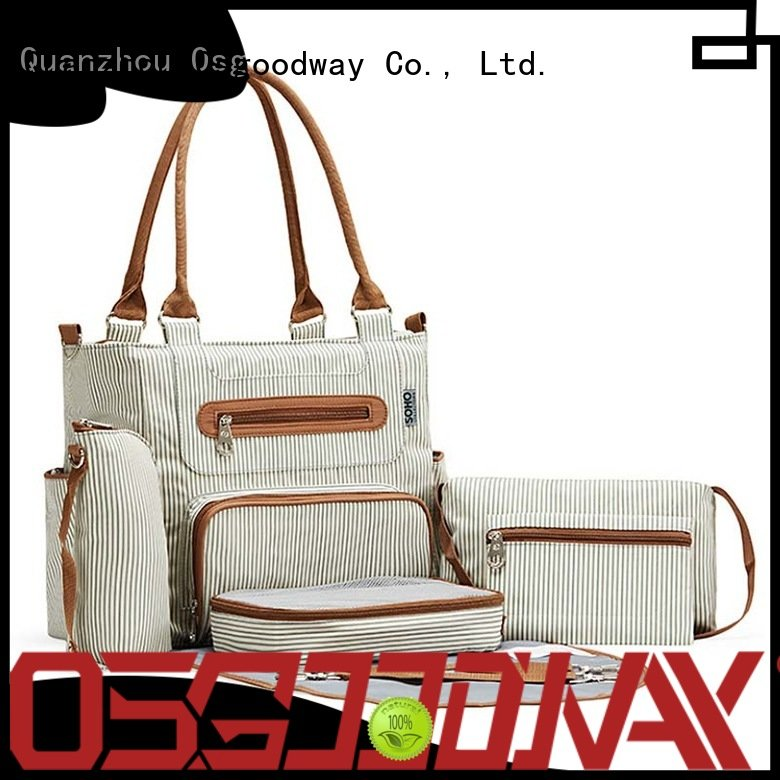baby diaper bag port for dad Osgoodway