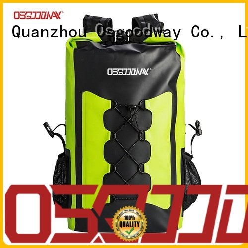 30L Eco Friendly Waterproof Dry Bag Backpack Great for All Outdoor and Water Related Activities