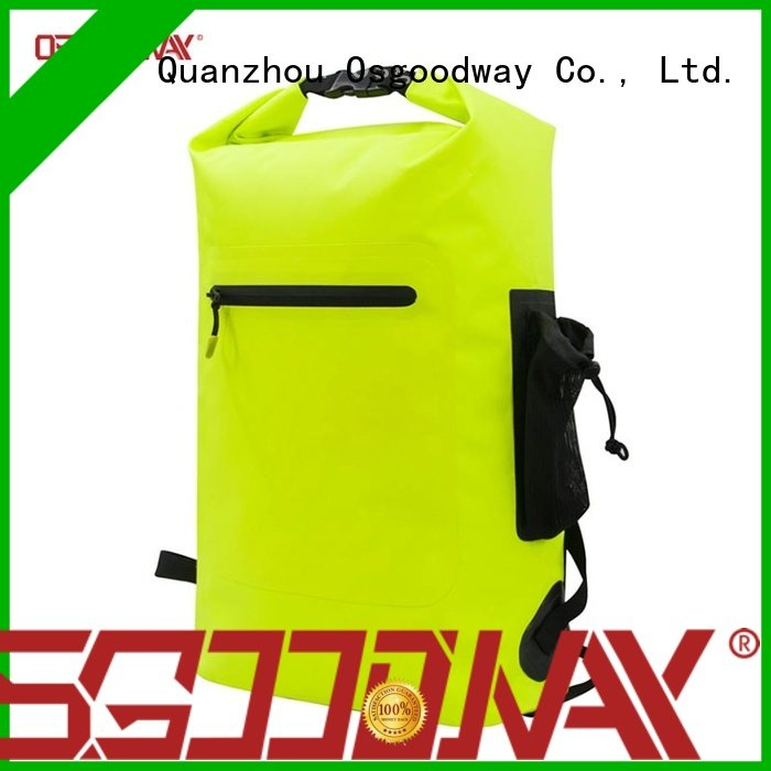 Osgoodway light weight waterproof dry bag corrosion resistance for outdoor