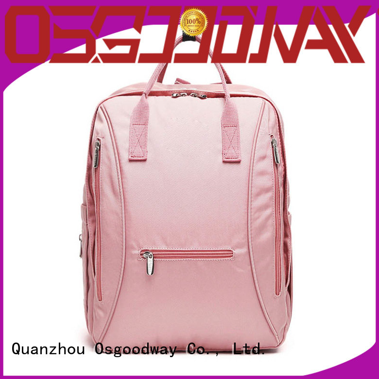 Osgoodway baby diaper backpack easy to clean for picnic