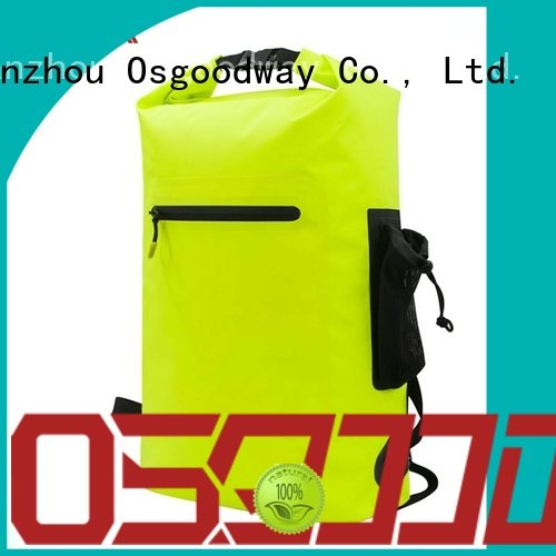 fashion waterproof bag for kayaking easy cleaning for diving