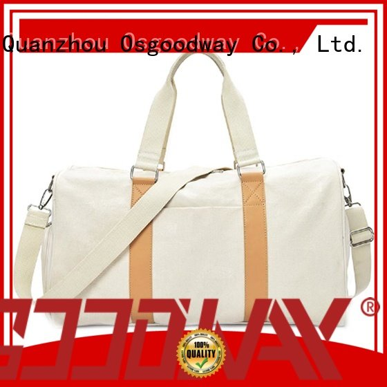 tote custom duffle bag design for travel Osgoodway