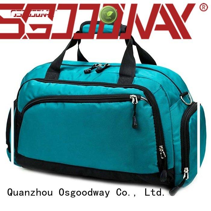 practical mens duffle bag design for gym