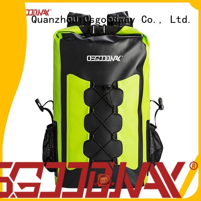 Osgoodway dry bag duffel easy cleaning for rainy day