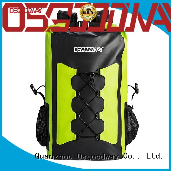 customized go outdoors dry bag cold resistance for swimming