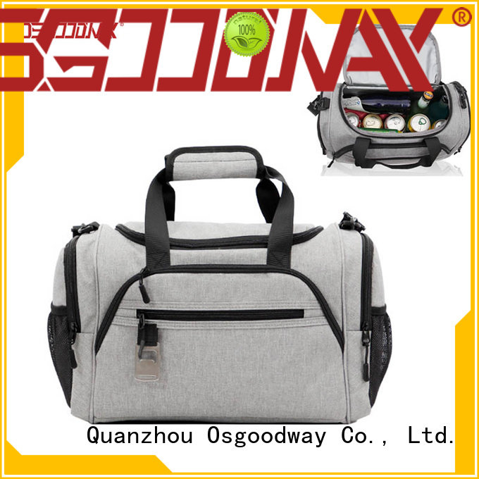 Osgoodway good quality lunch cooler bag design for camping