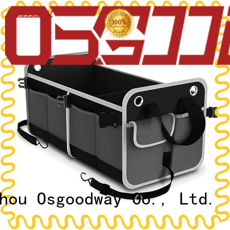 Osgoodway customized best trunk organizer for suv personalized for jeep