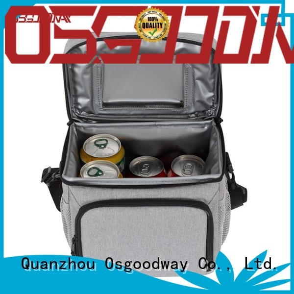 Osgoodway beach cooler bag keep food fresh for BBQs