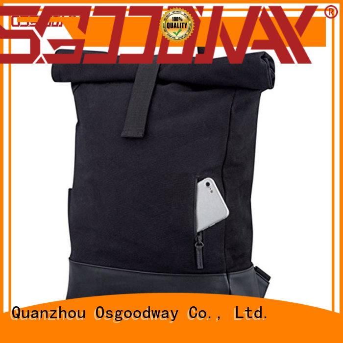 Osgoodway lightweight multifunctional backpack designer for outdoor