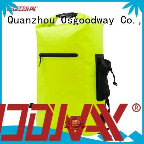Osgoodway foldable kayak dry bag cold resistance for diving
