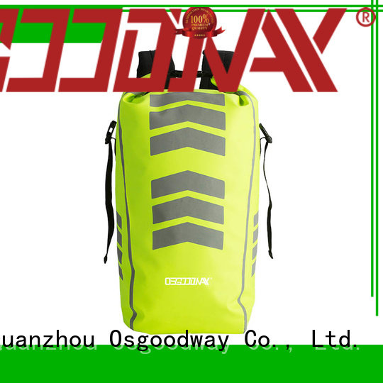 Osgoodway fashion 10l dry bag easy drying for diving