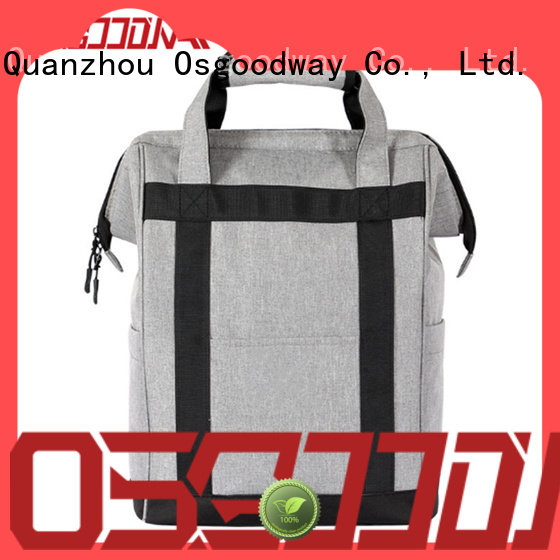 Osgoodway good quality insulated cooler bag supplier for picnic
