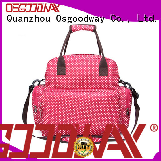 stylish waterproof diaper backpack manufacturer for picnic