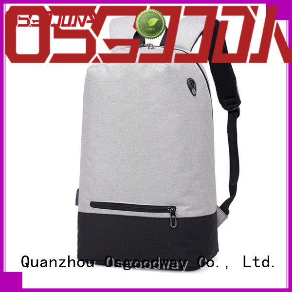 Osgoodway multifunction laptop backpack for men from China for men