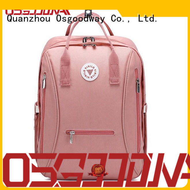Osgoodway double baby boy diaper bags easy to carry for vacation