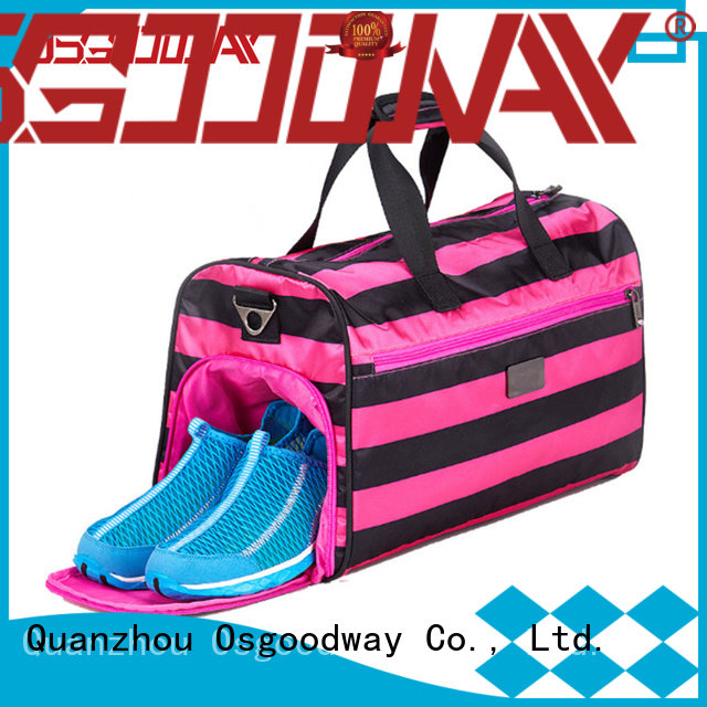 good quality soccer duffle bag waterproof design for gym