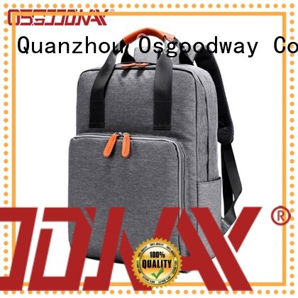 Osgoodway lightweight laptop backpack from China for men