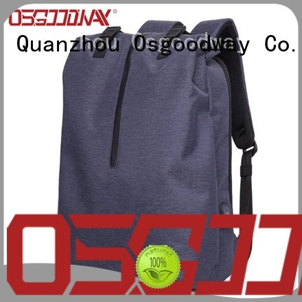 good quality backpack manufacturers china supplier for business traveling