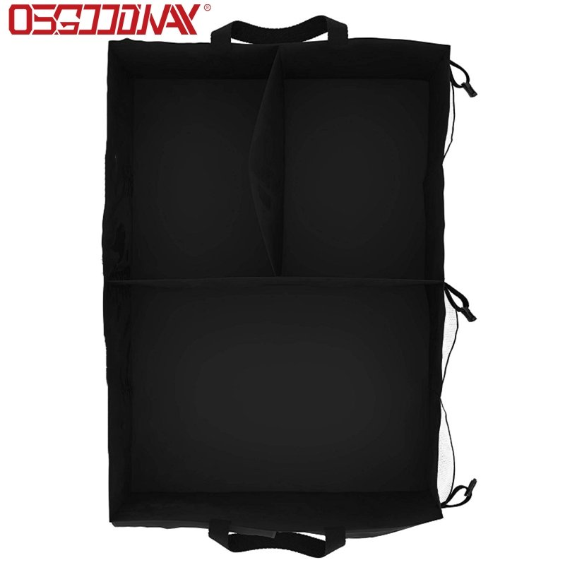 China Wholesale Nonslip Waterproof Bottom Car Trunk Organizer Bag for SUV