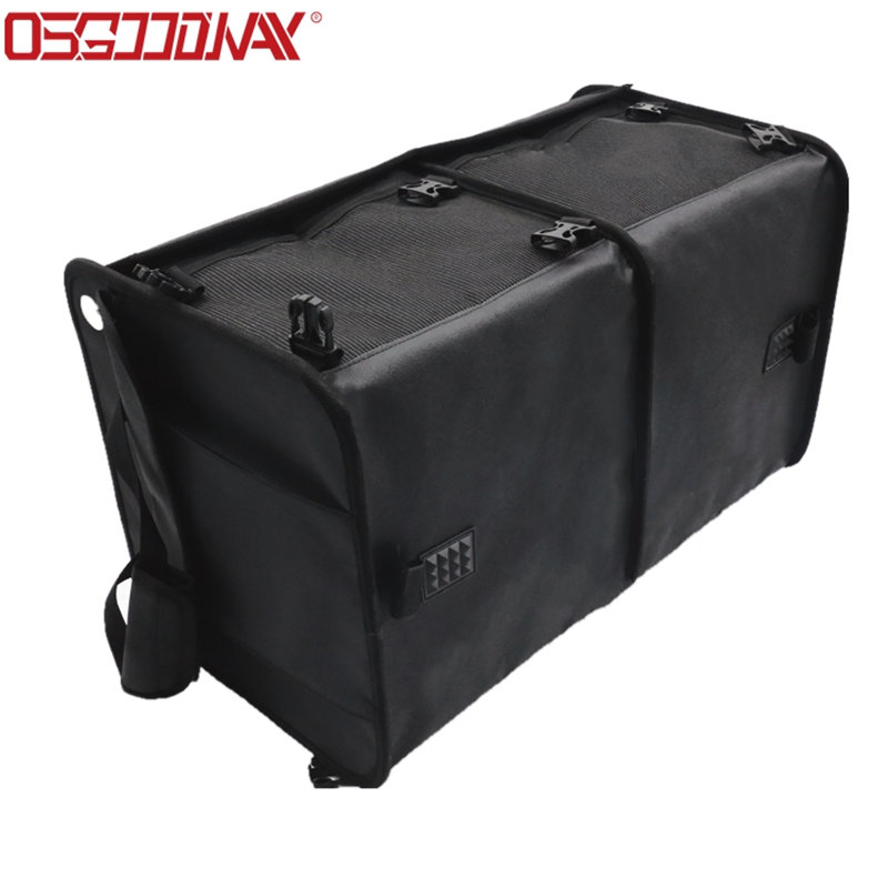 High Quality Wholesale Durable Collapsible Golf Trunk Storage Organizer