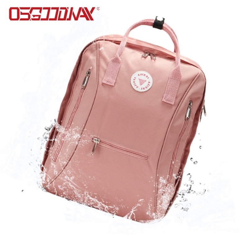 Quality Organizer Waterproof Laptop Modern Diaper Bag for Baby Stuff