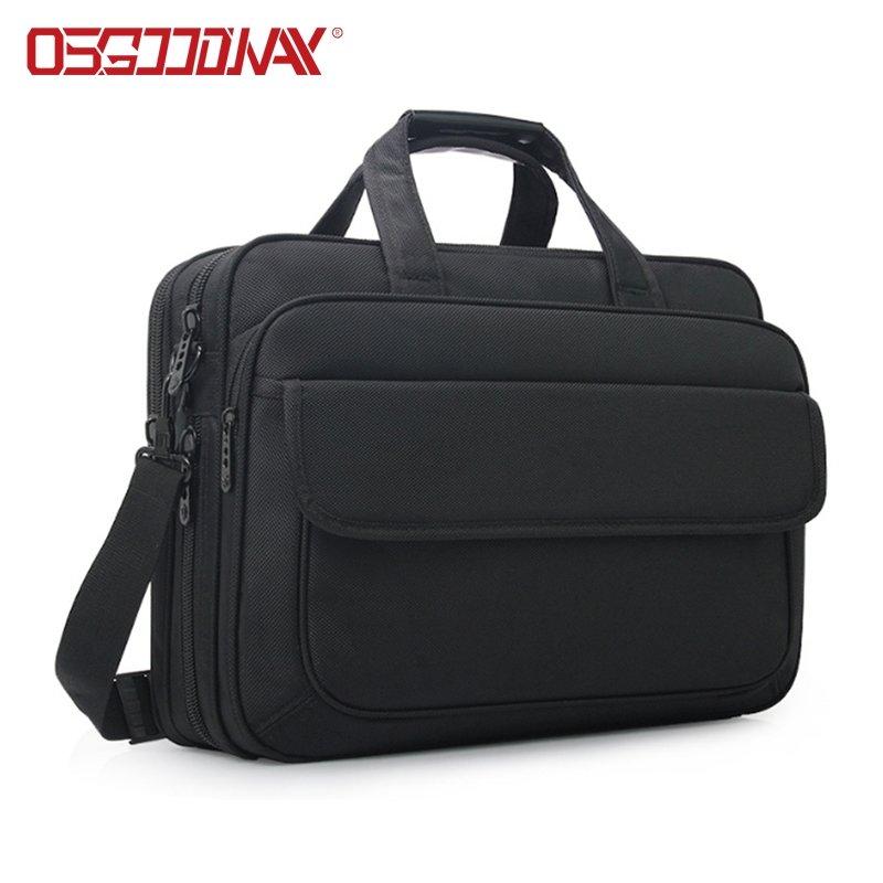 Stylish Oxford Multi-Functional Shoulder Laptop Computer Bag for Notebook