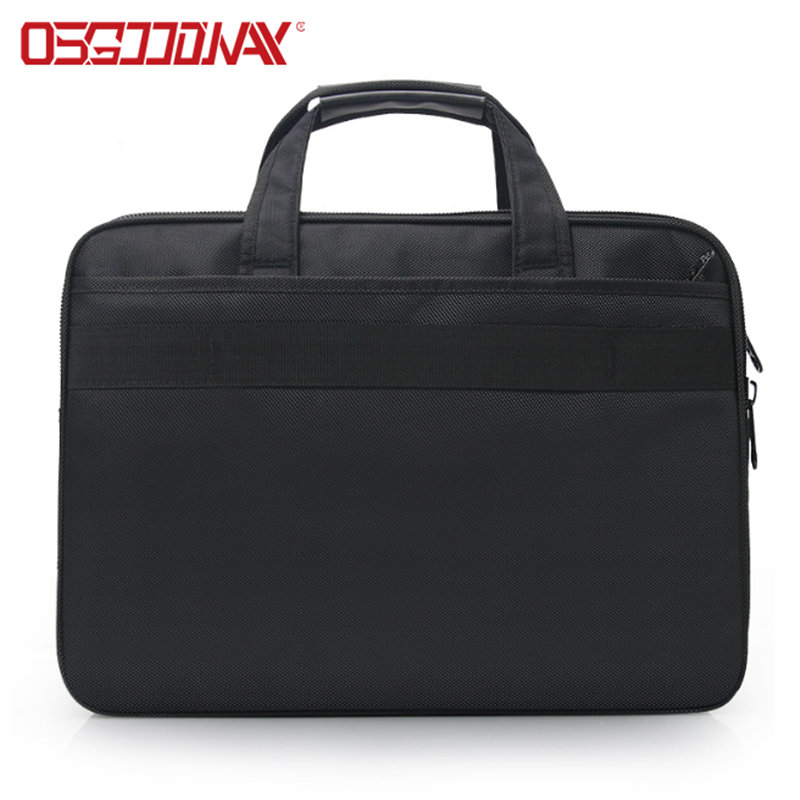 Stylish Oxford Multi-Functional Shoulder Laptop Computer Bag for Notebook