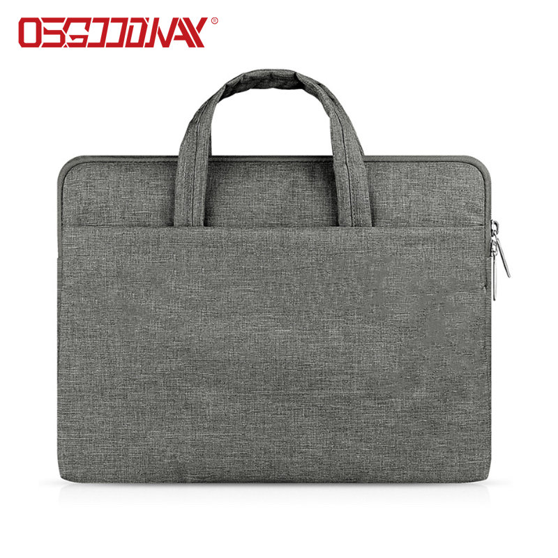 Water-Resistant Professional laptop bags Sleeve Case with Handle