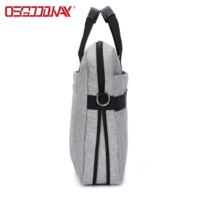 Water Repellent Business Portable Carrying Padded Laptop Bag