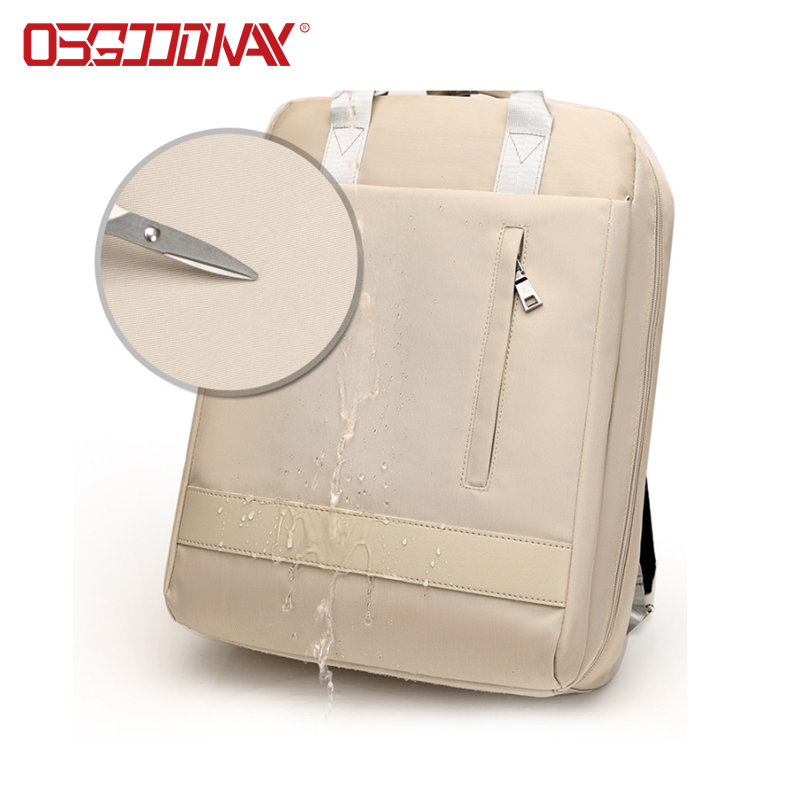 Convertible Multi-Functional Travel Business Laptop Backpack  Fits 15.6 Inch Laptop