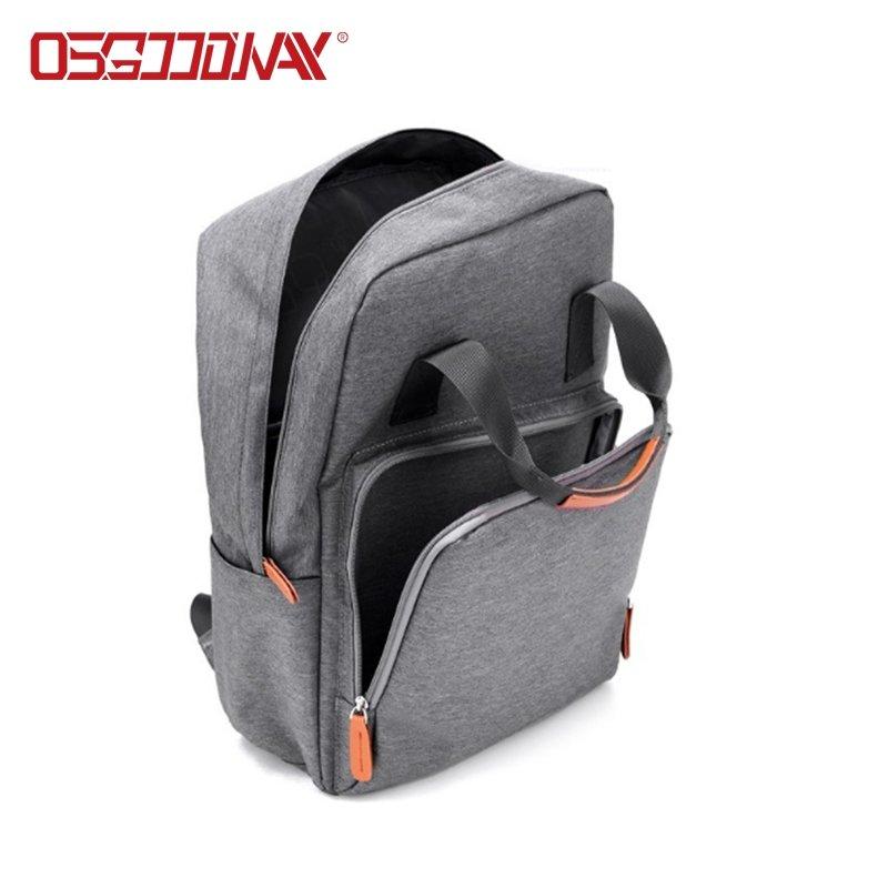 Unisex School College Water Resistant Casual Canvas Designer Laptop Backpack