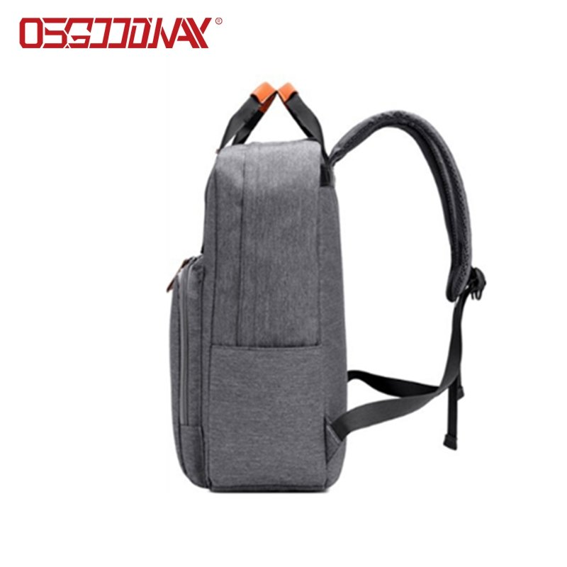 Unisex School College Water Resistant Casual Canvas Designer Laptop Backpack