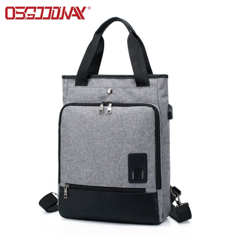 China Factory Waterproof Non-Slip Durable Stylish Laptop Backpack for Women or Men Fits 14 Inch Laptop