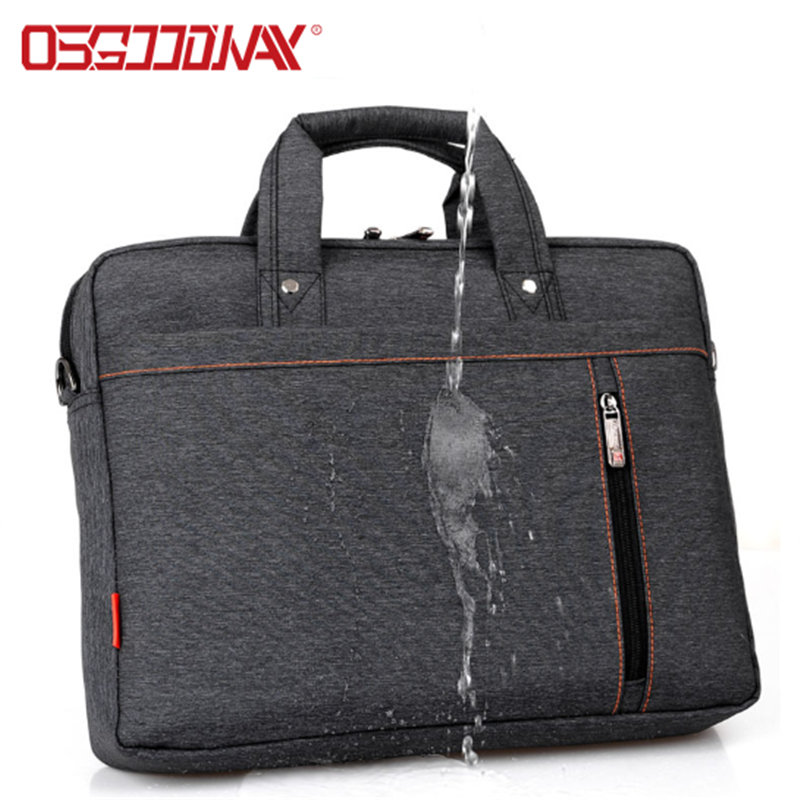 China Wholesale Waterproof 12-17.3 Inch Lightweight Multi-Function Stylish Computer Bags