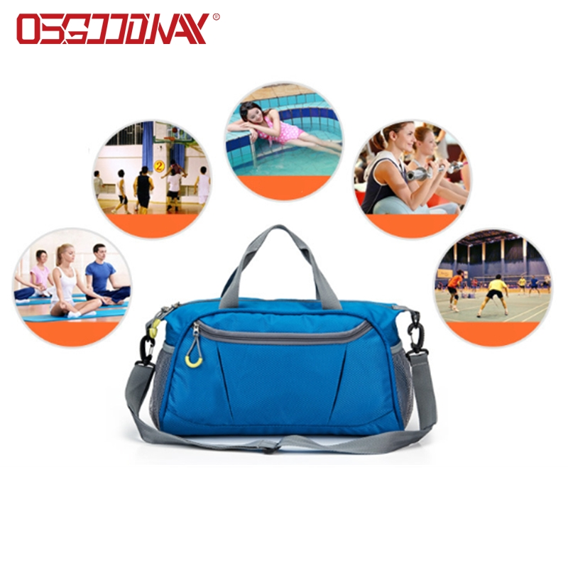 Osgoodway pu travel duffle bag with Multi-pockets for travel-Osgoodway-img