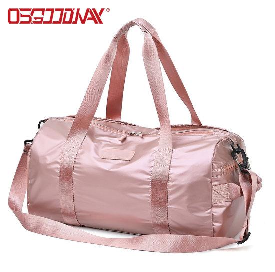 Waterproof Large Travel Duffle Bag for Overnight Weekend Mens Womens