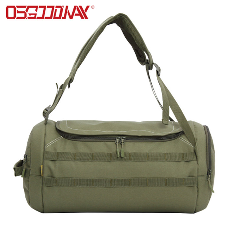 Business Travel Custom Duffle Bag for Flight Approved Carry on Backpack Luggage Sport Gym