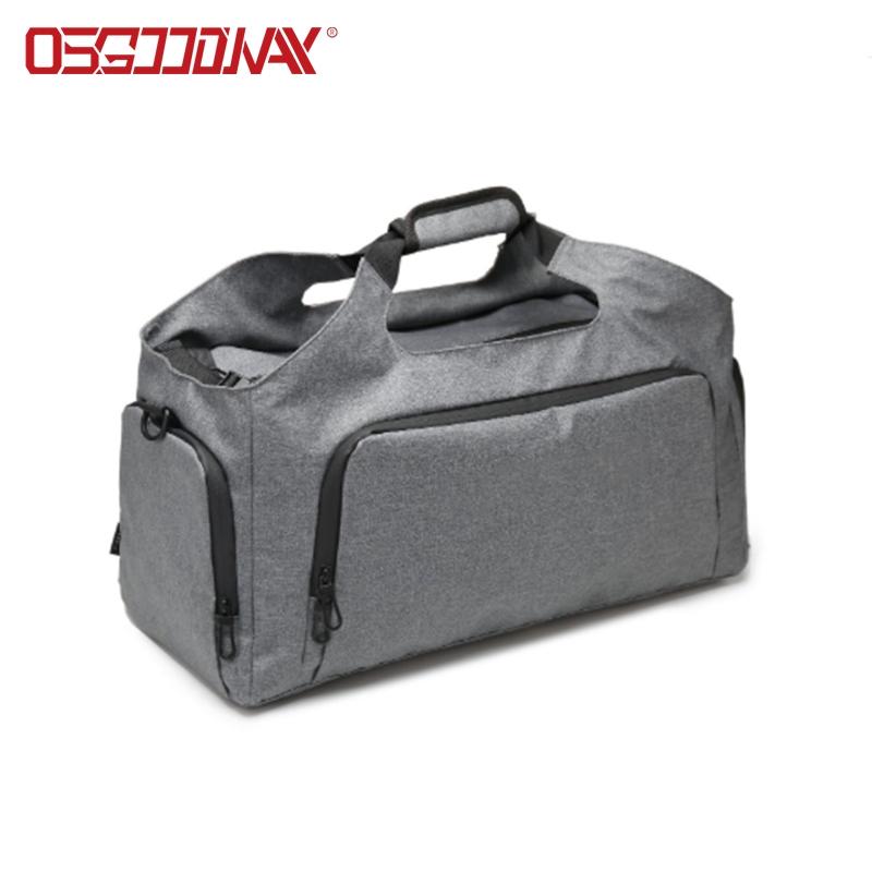 adjustable mens travel duffle bag design for travel-backpack, school backpack, duffel bag-Osgoodway