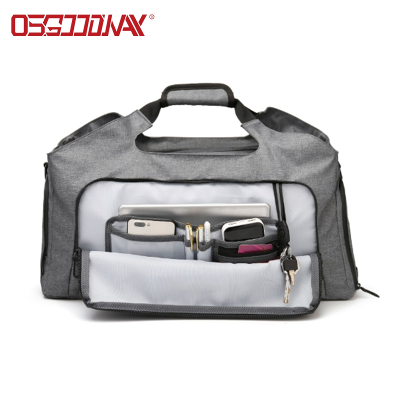 Osgoodway football duffle bag supplier for fitness-2
