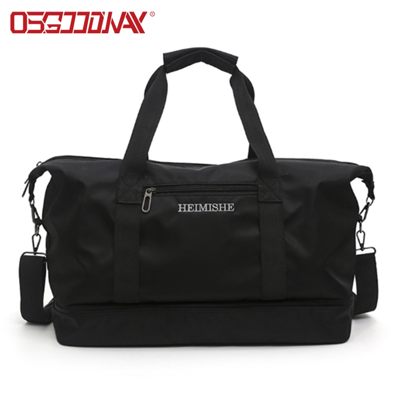 good quality duffel bag manufacturer with Multi-pockets for travel-1