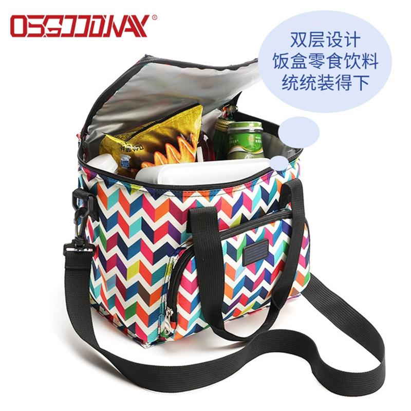 Osgoodway professional large cooler bag design for picnic-1