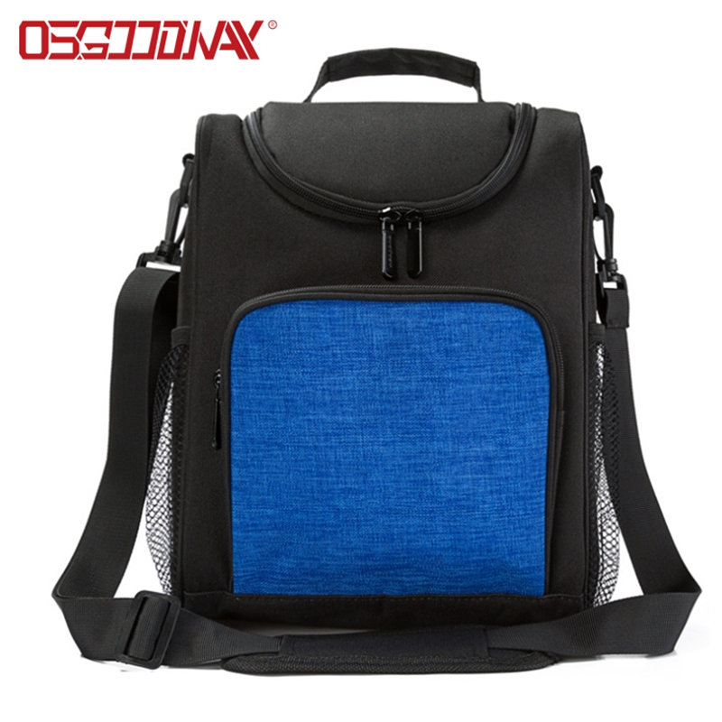 Leakproof Soft Lightweight Insulated Mens Lunch Cooler Bag for Lunch Picnic Beach
