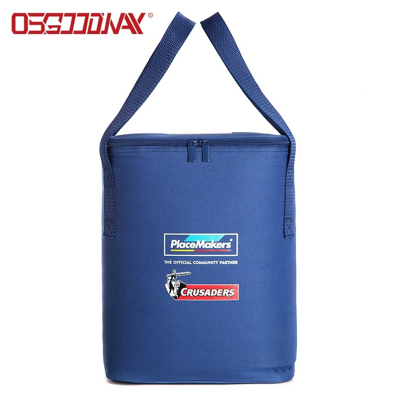 High-density Water-proof Spill-resistant Wine Cooler Bag Insulated Soft Cooler for Beach Picnic Day Trip